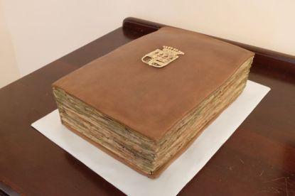 Dante Cake Book