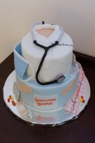 Anesthesiologist's Cake