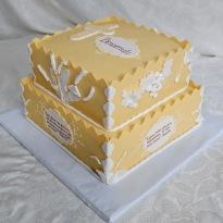 Religious Celebration Cake