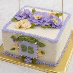 Floral Cake